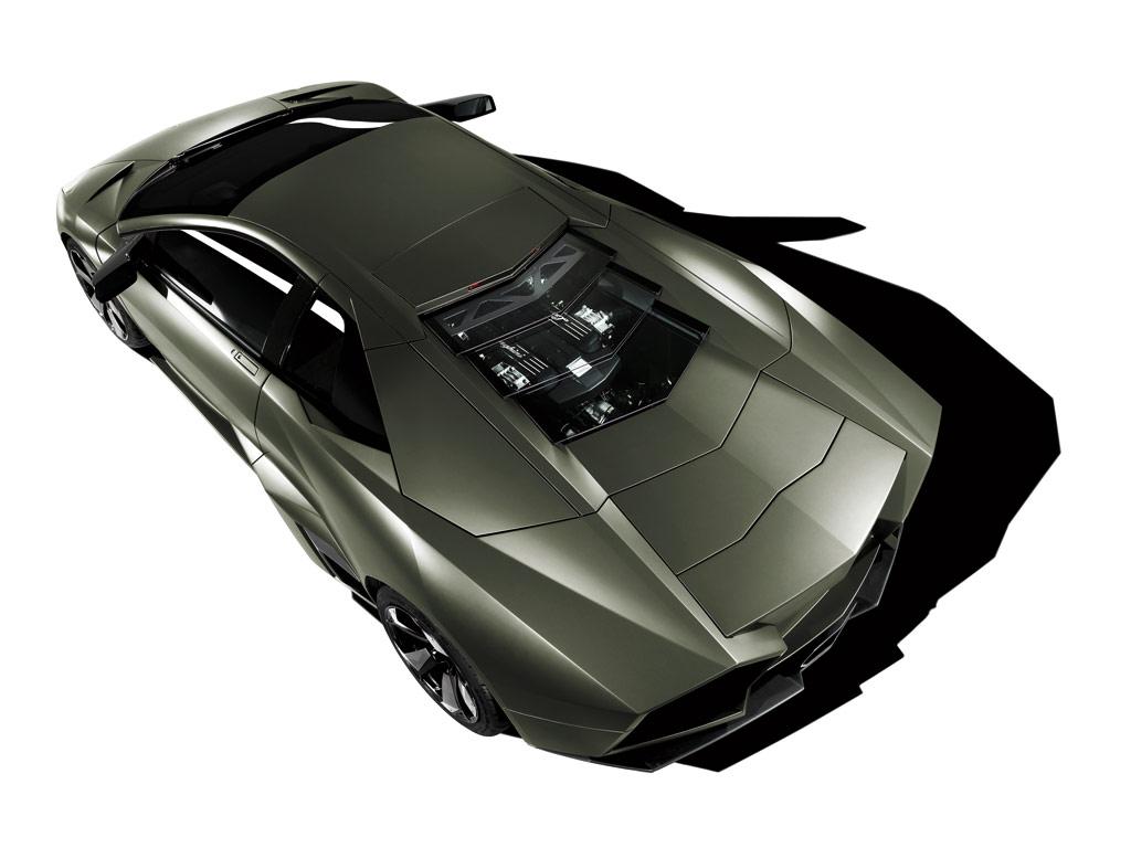 Lamborghini Reventón № 20 доставляется - высоко exclusive limited edition-это полный - фотография №4