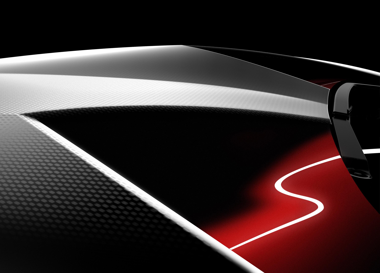 Lamborghini выпускает второй тизер впереди Париж 2010 - фотография №1