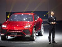 Lamborghini Urus Concept at Beijing 2012