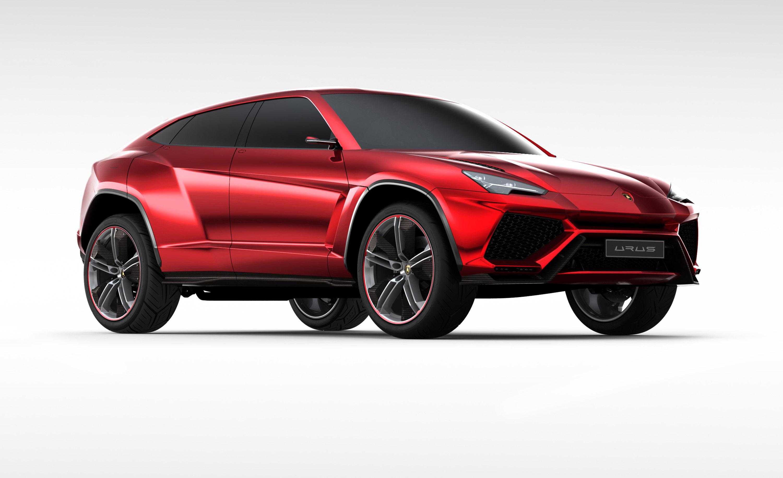 Lamborghini urus concept - фотография №1