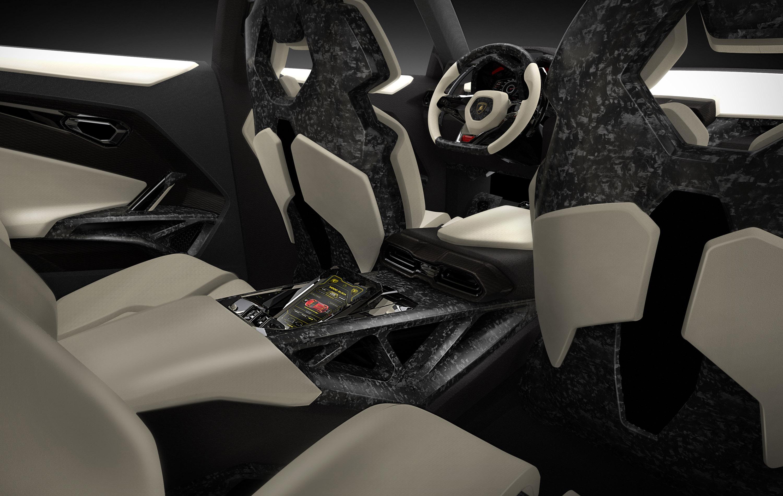 Lamborghini urus concept - фотография №7