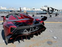 Lamborghini Veneno Roadster at Abu Dhabi