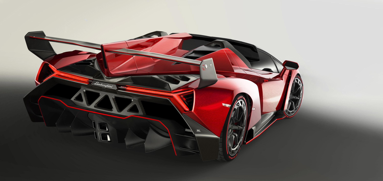 Lamborghini Veneno Roadster - Цена €5,699,999 - фотография №4