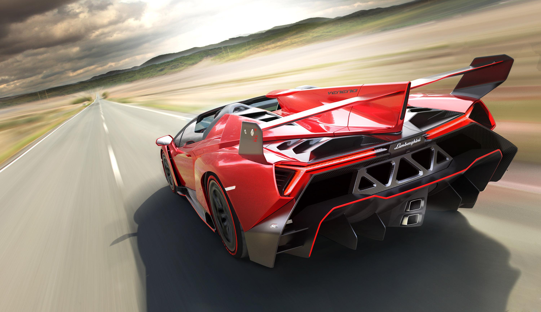 Lamborghini Veneno Roadster - Цена €5,699,999 - фотография №5