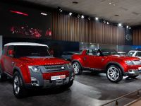 thumbs Land Rover Defender Concept 100