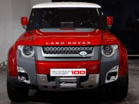 Land Rover Defender Concept 100