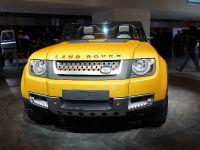 Land Rover Defender DC100 Sport Frankfurt 2011