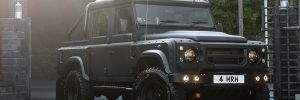 2019 Land Rover Defender XS 110 Double Cab Pick Up Chelsea Wide Track