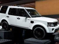Land Rover Discovery Geneva 2014