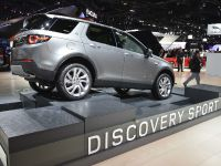 Land Rover Discovery Sport Los Angeles 2014
