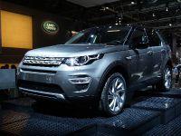 Land Rover Discovery Sport Paris 2014