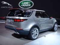 Land Rover Discovery Vision Concept New York 2014