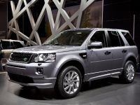 Land Rover Freelander 2 Moscow 2012