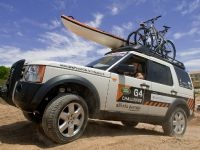 thumbs Land Rover G4 Challenge Nevada