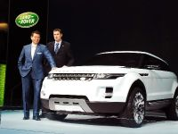 Land Rover LRX Concept Detroit 2008
