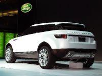 thumbs Land Rover LRX Concept Detroit 2008