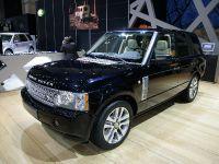 Land Rover Range Rover Westminster Geneva 2009