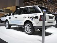 Land Rover Range_e Geneva 2011