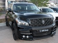LARTE Design Infiniti QX80 at 2014 Sema Show in Las Vegas