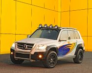 Legendary Motorcar Mercedes-Benz GLK Rock Crawler