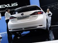 Lexus CT 200h Geneva 2010
