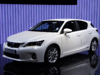Lexus CT200h Paris 2010