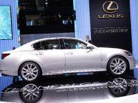 Lexus GS 450h Frankfurt 2011