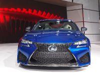 Lexus GS F Detroit 2015