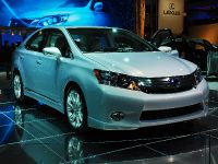 Lexus HS 250h Hybrid Detroit 2009