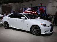 Lexus IS F Sport Detroit 2013