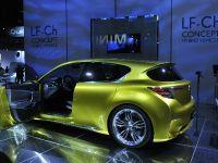 Lexus LF-Ch Los Angeles 2009