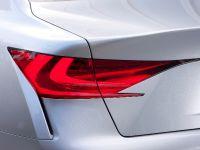 Lexus LF-Gh Hybrid Concept [teaser]