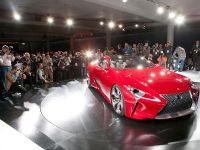 Lexus LF-LC Hybrid Concept Detroit 2012