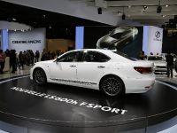 Lexus LS 600h Paris 2012