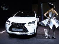 Lexus NX 200t Paris 2014