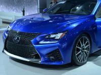 Lexus RC F Detroit 2014
