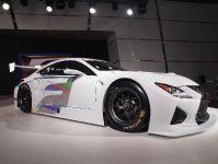 Lexus RC F GT3 RaceCar Concept Detroit 2015