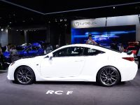 Lexus RC F Paris 2014