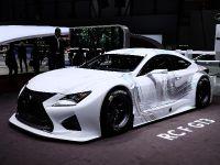 Lexus RCF GT3 Geneva 2014