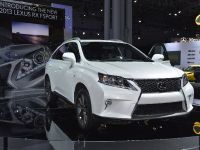 Lexus RX FSport New York 2012