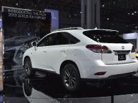 Lexus RX FSport New York 2012