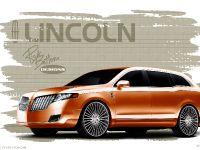 Lincoln at SEMA 2009