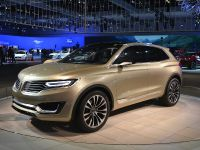 Lincoln MKX Los Angeles 2014