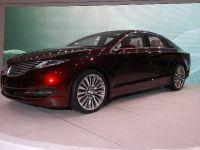 Lincoln MKZ Concept Detroit 2012