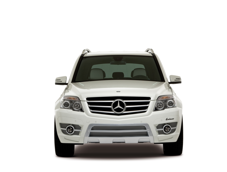 Mercedes-Benz GLK в Спортсервис Lorinser наряд - фотография №2