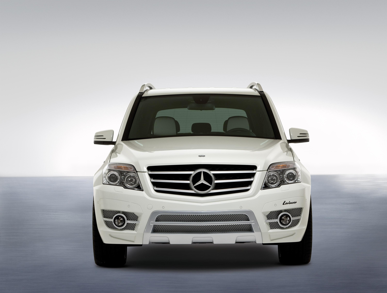 Mercedes-Benz GLK в Спортсервис Lorinser наряд - фотография №7