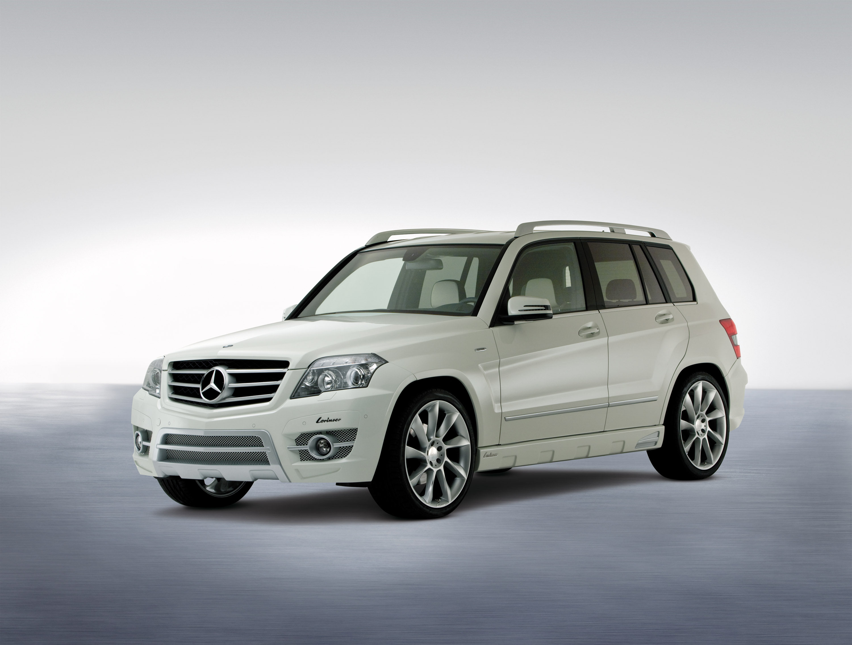 Mercedes-Benz GLK в Спортсервис Lorinser наряд - фотография №10
