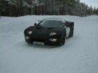 Lotus Project Eagle Testing Nurburgring
