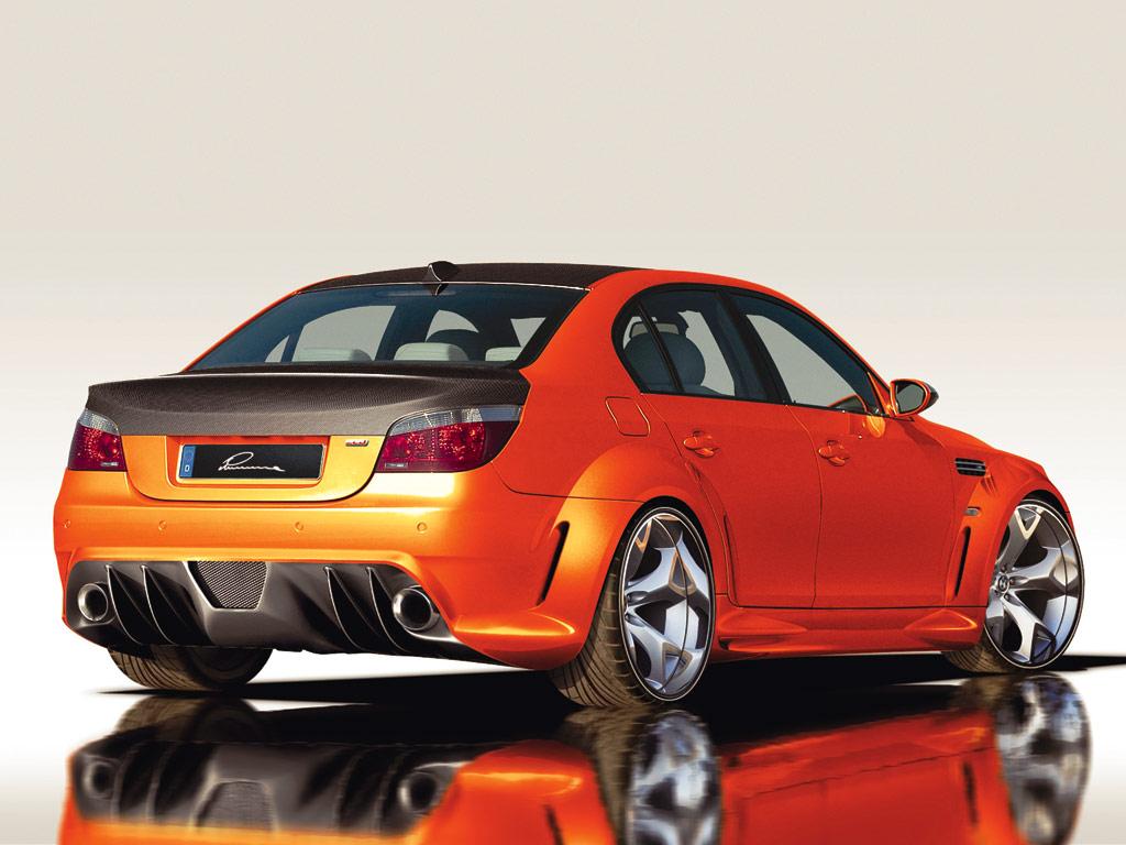 Lumma Design CLR 500 RS - фотография №2