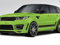 LUMMA Design Range Rover Sport CLR RS